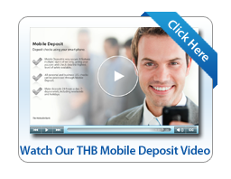 smiling businessman (link to THB mobile deposit video