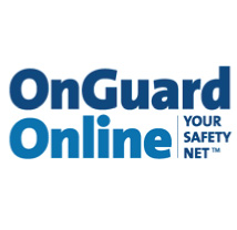 Logo of OnGuard Online (Links to FTC.gov resource page.)
